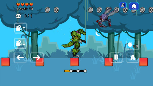 Robot Crocodile Toy Robot War screenshots 3
