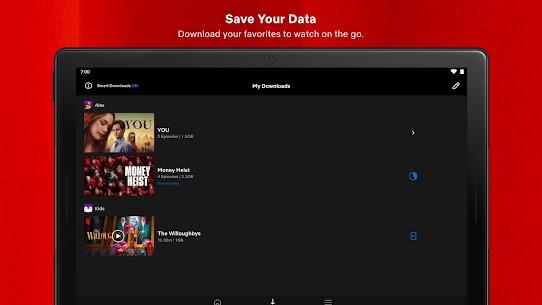 Netflix Mod Apk Premium + AD Free (4K /HDR / All-Region) 11