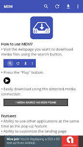 Media Download Manager  For Pc – (Windows 7, 8, 10 & Mac) – Free Download In 2020 1