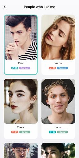 MeetYa - Match, Chat, Meet & Date 1.66 Screenshots 2