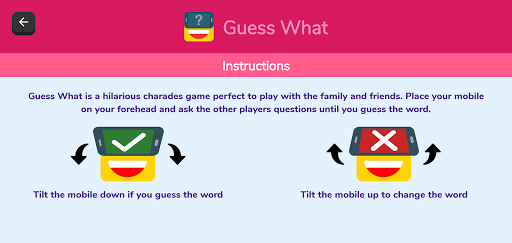 Guess What - What am I (Charades) 2.2.3 screenshots 7
