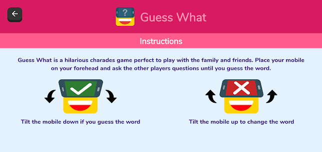 Guess What – What am I (Charades) 7
