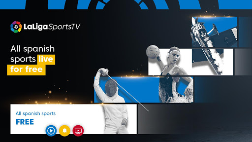 LaLiga Sports TV - Live sports in Smart TV 7.13.0 screenshots 1