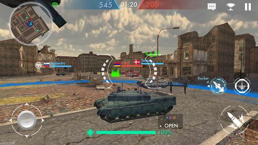 Tank Warfare: PvP Blitz Game  screenshots 14