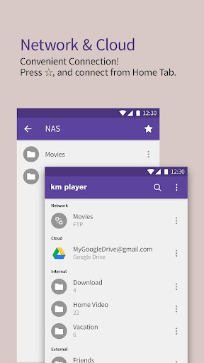 KMPlayer - All Video Player & Music Player android2mod screenshots 6
