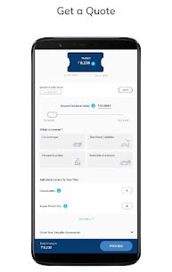 Insure  Buy Car, Health  Travel Insurance App Apk 4
