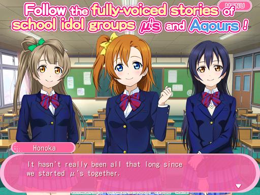 Love Live! School idol festival- Music Rhythm Game 7.1.0 screenshots 16