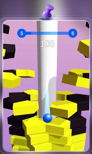 Happy Stack Ball-crush helix jump 1.2.6 screenshots 1