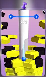 Happy Stack Ball-crush helix jump 1.4.0 Screenshots 1