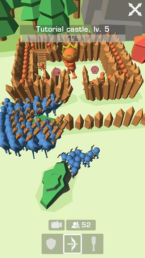 Art of Siege: Medieval War RTS screenshots 4