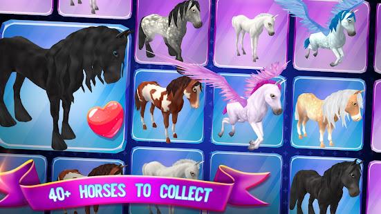 Horse Paradise - My Dream Ranch 2.02 Screenshots 5