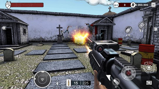 Zombie Conspiracy: Shooter MOD APK 1.670.0 (Free Purchase) 14