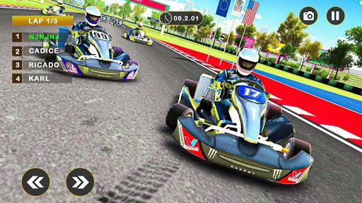 Ultimate Go Kart Racing Games 2021 : Kart Valley 1.0.1 screenshots 5