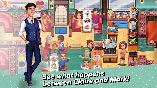 Claire's Café: Tasty Cuisine Mod Android 5