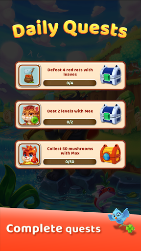 Cat Heroes: Puzzle Adventure 45.5.1 screenshots 6