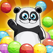 Panda Bubble Shooter: Bubbles