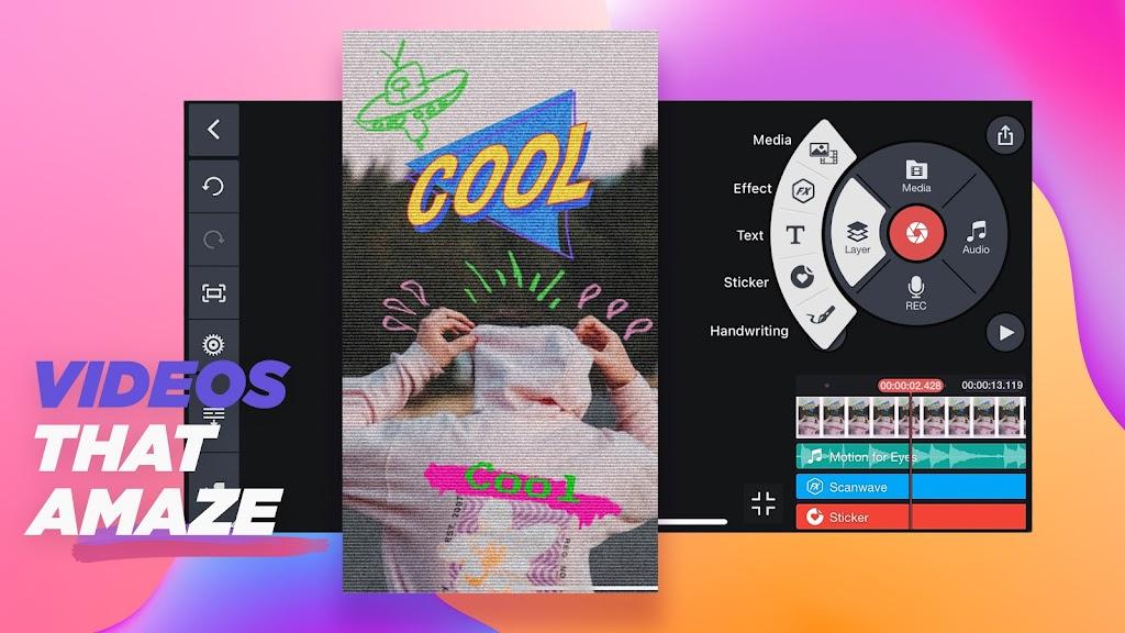 KineMaster - Video Editor, Video Maker poster 0