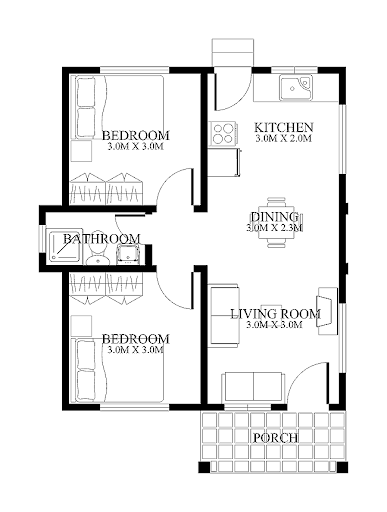 Small House Plans Ideas 1.0 Screenshots 16