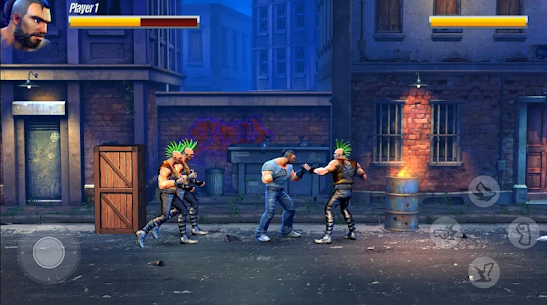 Final Street Fighting game Kung Fu Street Revenge Hack & Cheats Online 1