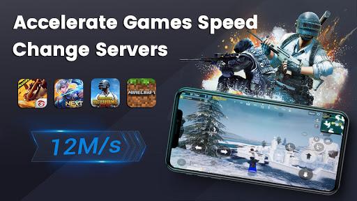 3X VPN - Free, Unlimited, Safe surf, Speed up apps 2.2.249 screenshots 1