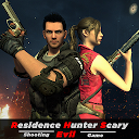 Evil Residence Hunter Scary Shooting Game