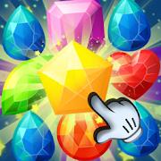 Jewels Gems Quest - Match 3 Game