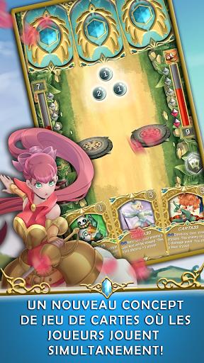 Code Triche Crystal Soul Arena CCG apk mod screenshots 1