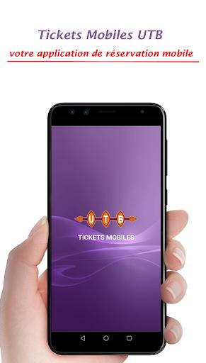 Tickets UTB  Screenshots 1