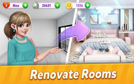 Home Design: House Decor Makeover apkpoly screenshots 6