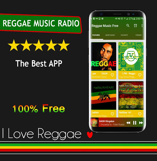 Reggae Music Free screenshot 7