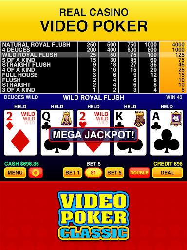 Video Poker Classic Free 3.3 screenshots 11