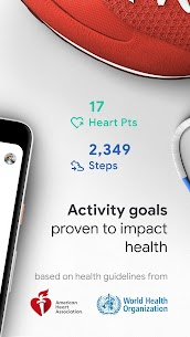 Google Fit: Health and Activity Tracking Mod 2.50.18 Apk (Unlocked) 2