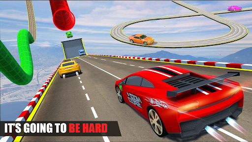 Car Stunt Racing - Mega Ramp Car Jumping screenshots 1