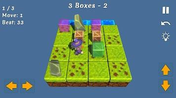 Push Box Magic - Free Sokoban Game