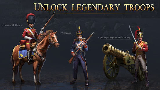 Grand War: Napoleon, Warpath & Strategy Games apk