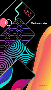 AmoledPapers Apk- vibrant wallpapers (Paid) 3