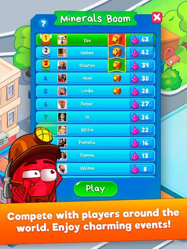 ud83cudf52Sugar Heroes - World match 3 game! Apkfinish screenshots 8