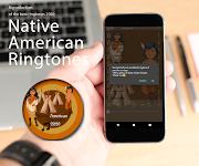 screenshot of Native American Ringtones & Flute Ringtones 2020