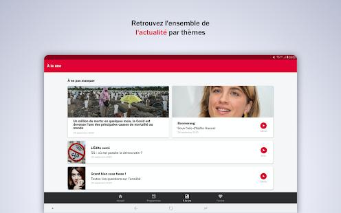 France Inter - radio, podcasts, actu  Screenshots 8