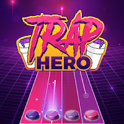 Trap Hero: Guitar Rhythm Music Game