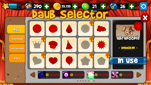 Bingo Abradoodle - Bingo Games Free to Play!  screenshots 7
