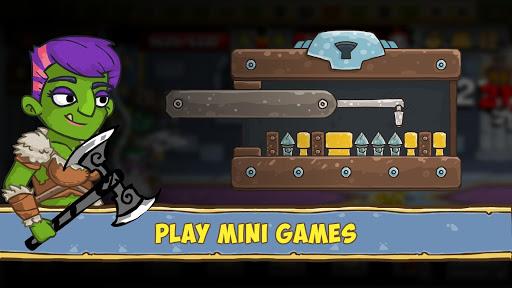 Let's Journey - idle clicker RPG - offline game 1.0.19 screenshots 3