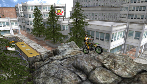 stunt bike 3d premium screenshot 3