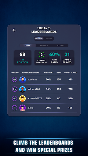 Showdown Poker - Online Competitive Hold'em 1.923 screenshots 5