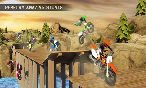 Motocross Race Dirt Bike Games screenshots 7