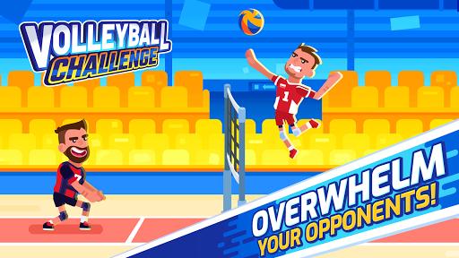 Volleyball Challenge 2021  screenshots 1