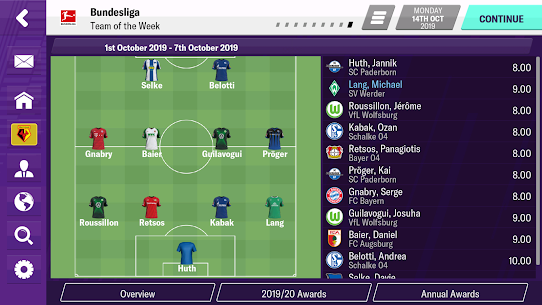 Football Manager 2020 Mobile 8