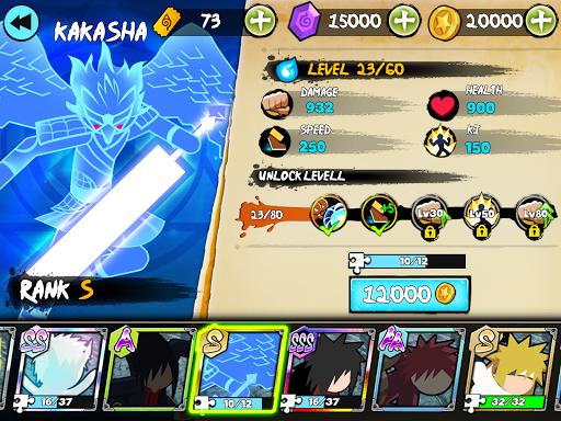 Stickman Ninja Fight - Shinobi Epic Battle 1.7 screenshots 8