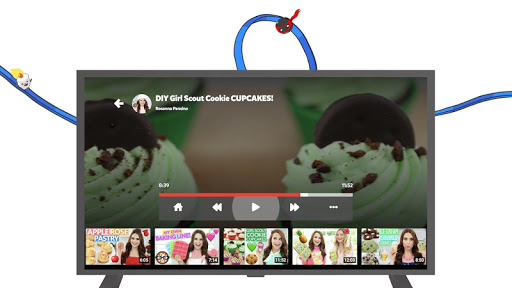 YouTube Kids for Android TV Screenshots 4