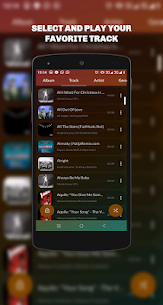 Music Player With Lyrics 6.0 MOD Apk Download 3